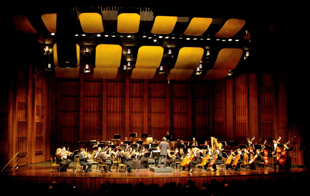 Christmas Concerts 2019 Los Angeles.Los Angeles Youth Orchestra Tagline Inspiration